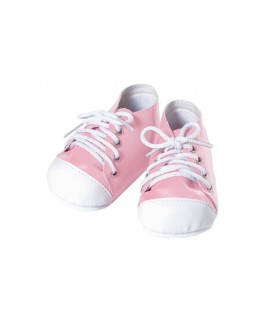 Adora Toddler roze met witte tennisschoentjes