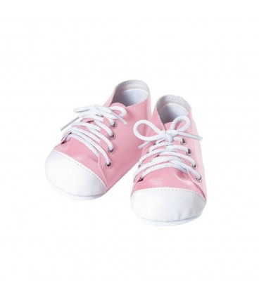 Adora Toddler witte tennisschoentjes