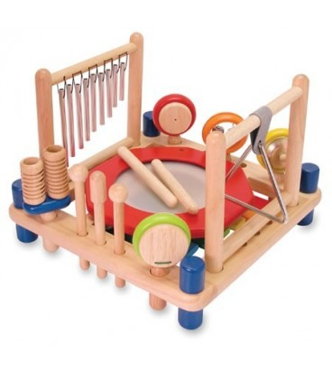Im Toy - Houten Muziektafel