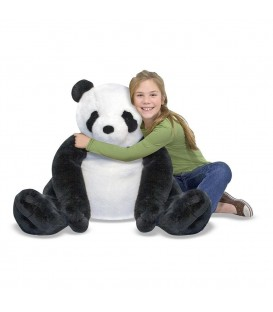 Knuffeldier Panda | Melissa and Doug