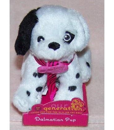 Our Generation Doll Mini DALMATIAN Pup