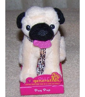 Our Generation Doll Mini Pug pup
