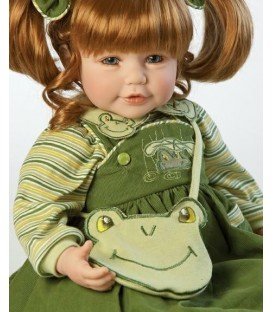 Adora Toddler Time Babies Froggy Fun-Girl Levensecht