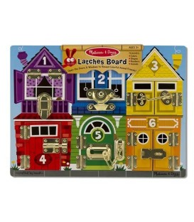 Melissa and Doug sleutelbord