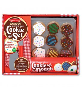 Melissa and Doug cookie set