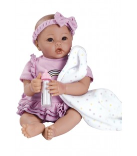 Adora Baby Time Baby Lavender 2