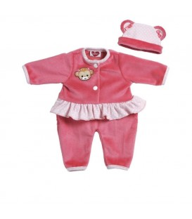 Adora Monkey Pink Outfit