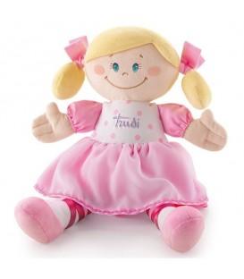 Trudi knuffelpop Ballerina 30 cm