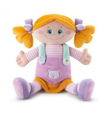Trudi pop met teddy jurk