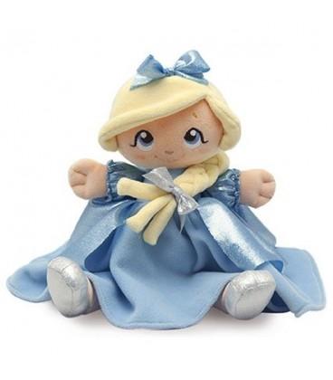 Trudi Stoffen Pop Prinses Elsa