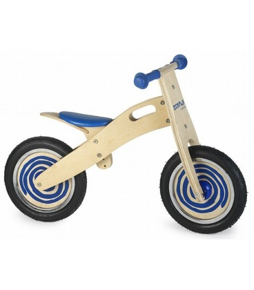 Loopfiets blauw Simply for kids