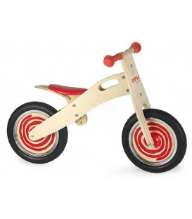 Loopfiets rood Simply for kids