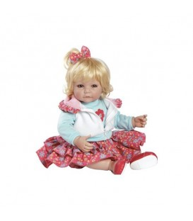 Adora Toddler Time Babies Tickled Pink levensecht