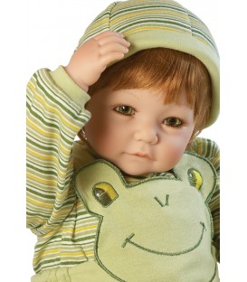 Adora Toddler Time Babies Froggy Fun- Boy Levensecht