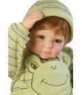 Adora Toddler Time Babies Froggy Fun- Boy Levensecht