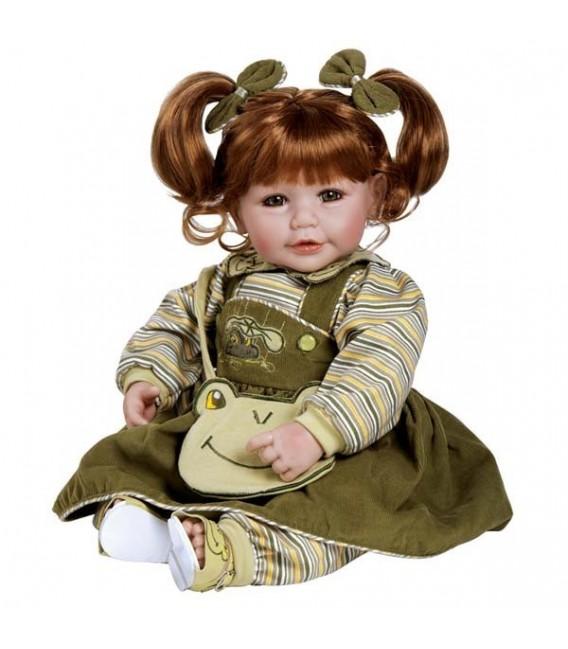 Adora Toddler Time Babies Froggy fun Girl
