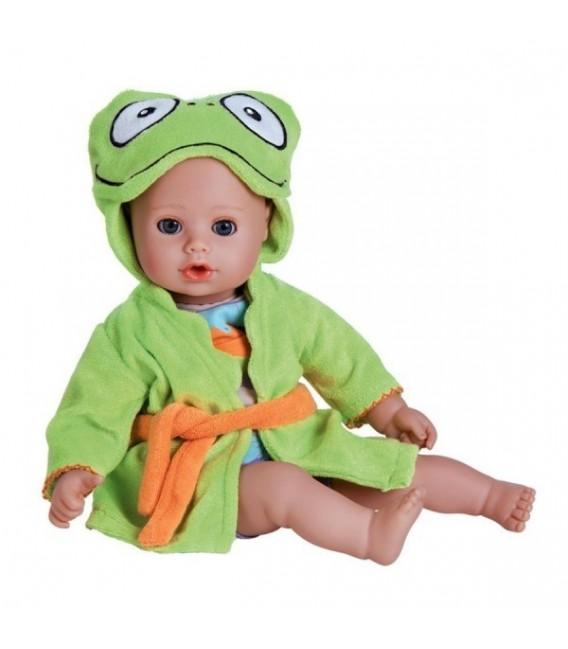 Bath Time Baby Kikker