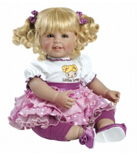 Adora Toddler Time Baby Little Lovey foto 2