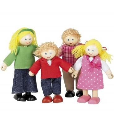 Poppenhuisfamilie