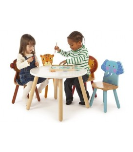 "Tidlo Kindertafel ""Jungle"""