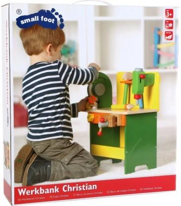 Werkbank Christiaan 2