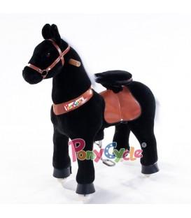 PonyCycle zwart. groot