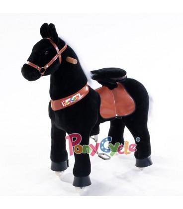 PonyCycle zwart groot