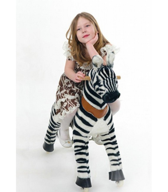PonyCycle Zebra klein 4