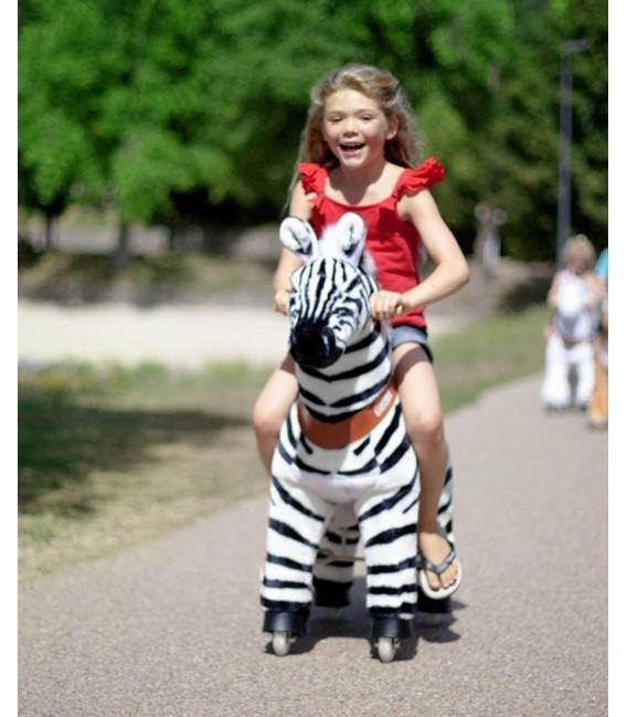 PonyCycle Zebra grote uitvoering 3