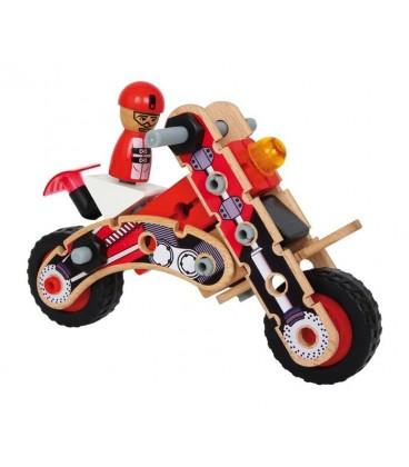 """Constructieset """"Racer"""" (Moter of Auto)"""
