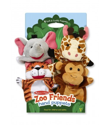 melissa and doug handpoppen safaridieren