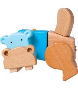 Bouwset nijlpaard