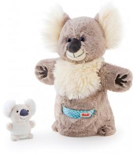 Trudi handpop koala met baby