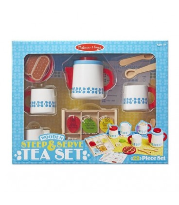 Melissa and Doug houten theeservies