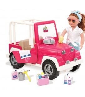 Our Generation Shiny & New Car Wash Set 2