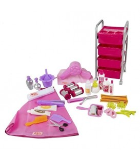 Our Generation Berry Nice Salon Set