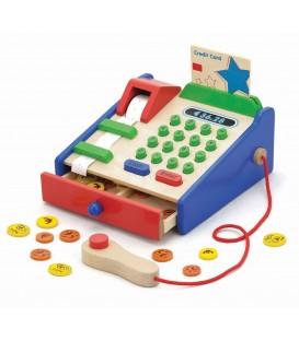 Viga Toys Kassa compleet met accessoires