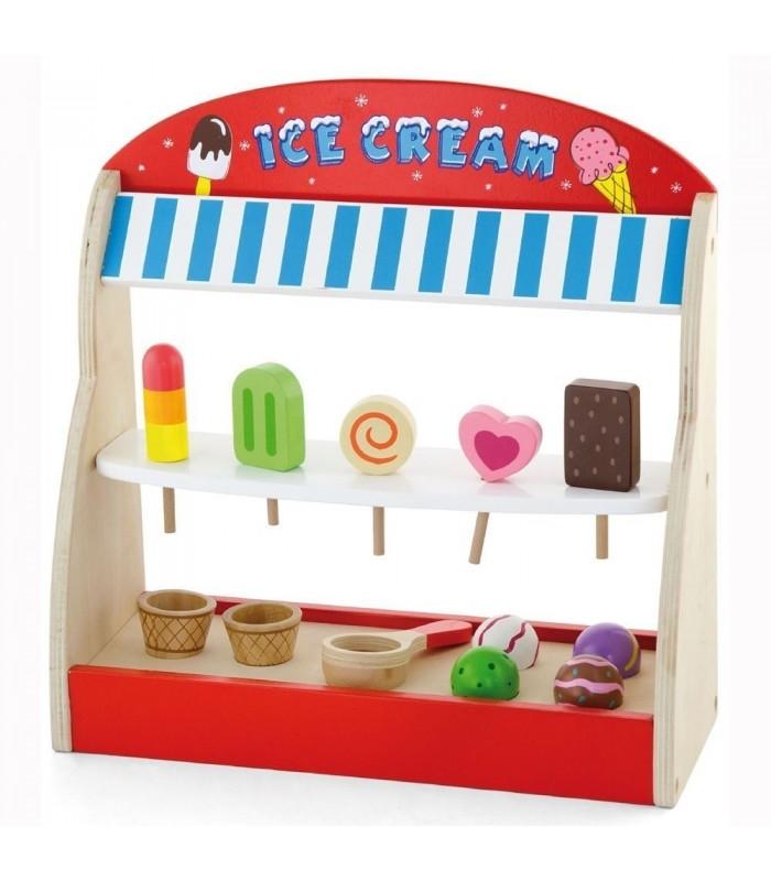 Viga Toys Ice Cream Shop