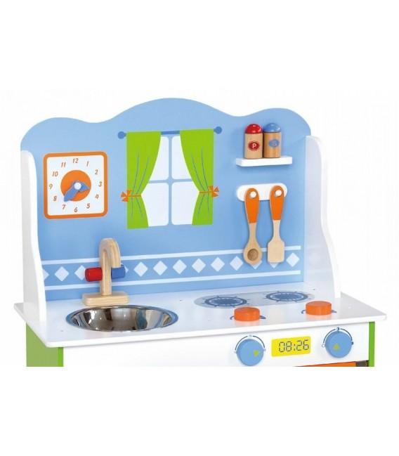 Viga Toys keuken Angel Kitchen