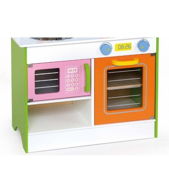 Viga Toys keuken Angel Kitchen foto 3