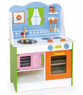 Viga Toys keuken Angel Kitchen