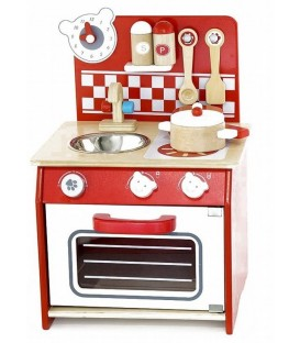 Viga Toys mini speelkeuken Beer