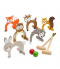 Mamamemo Croquet Forest Friends | speciaal4kids