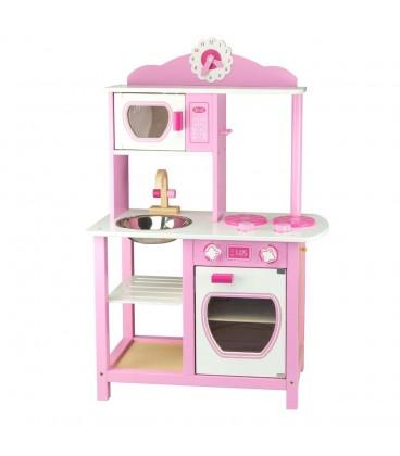 Viga Toys houten keuken prinses
