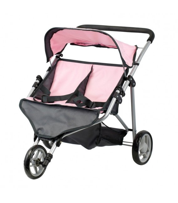 Mini Mommy Poppenwagen twin buggy 2
