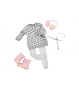 Our Generation poppen kleding-set Winter Style