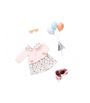 Our Generation poppen kleding-set Up & Away