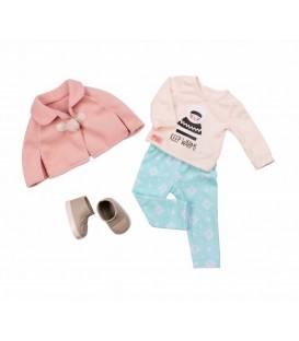 Our Generation poppen kleding-set Warm Days
