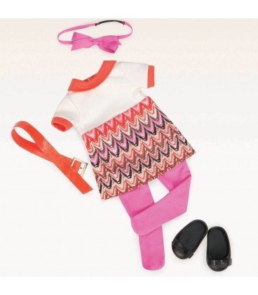 Our Generation poppenkleding-set Neat-o-Knit
