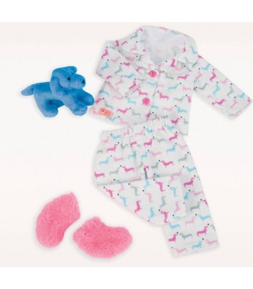 Our Generation poppenkleding-set Counting Puppies